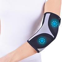 """Бандаж для коленного и локтевого сустава с аппликаторами биомагнитными медицинскими - """"Крейт"""" А-400 №4"""