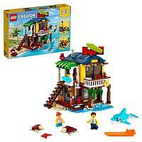 Конструктор Lego Creator «Пляжный домик серферов»