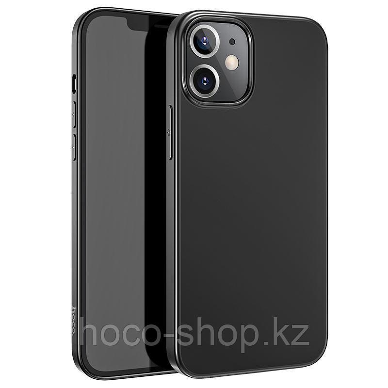 Чехол для смартфона Hoco Fascination series для iPhone 12 mini черный