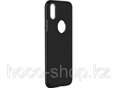 Чехол для смартфона Hoco iPX Fascination series для iPhone X черный