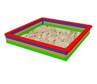 Песочница 150х150х30см