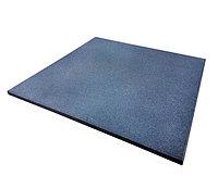 Плитка резиновая 50х50х1,2см (на клей)