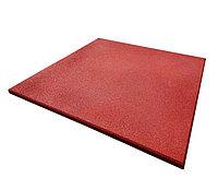 Плитка резиновая 50х50х1,5см (на клей)