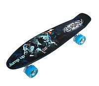 Скейт-пенниборд маленький цветной 0026M