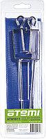 Сетка для настольного тенниса Atemi с креплением (винт), нейлон, ATN9811