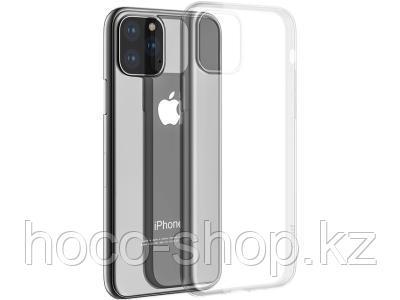 Чехол для смартфона Hoco iP11 Light series для iPhone 11 Pro прозрачный - фото 1