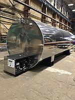 Холодильная система поддержания давления в резервуаре хранения двуокиси углерода АГТ-26Ф