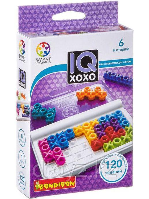 Bondibon Головоломка IQ-XoXo ВВ1889