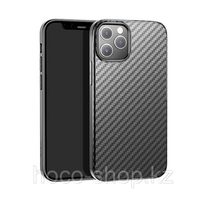 Чехол для смартфона Hoco Delicate Shadow series для iPhone 11 Pro Max черный
