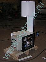 Холодильная система поддержания давления в резервуаре хранения двуокиси углерода АГТ-26ФA