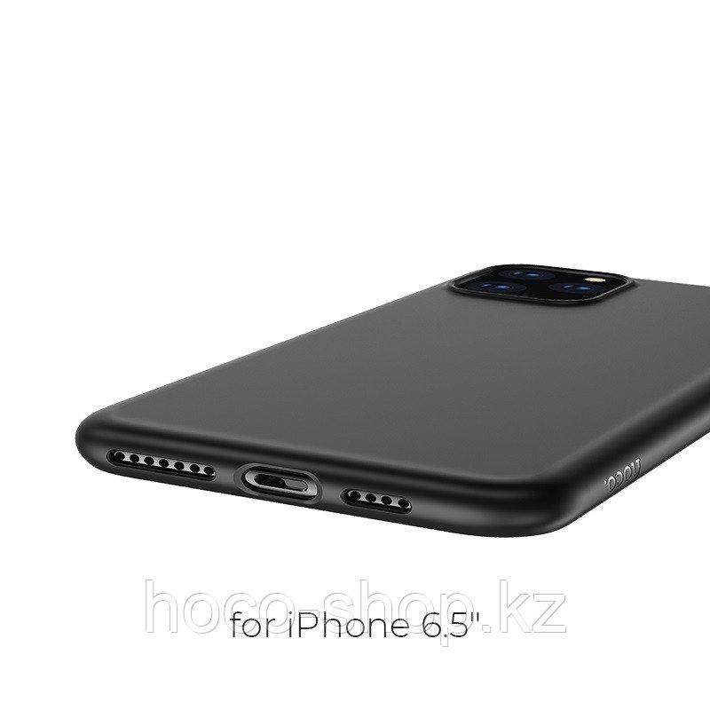 Чехол для смартфона Hoco iP11 Fascination series для iPhone 11 Pro Max черный