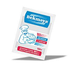 Дрожжи сухие Бекмая, 100 гр