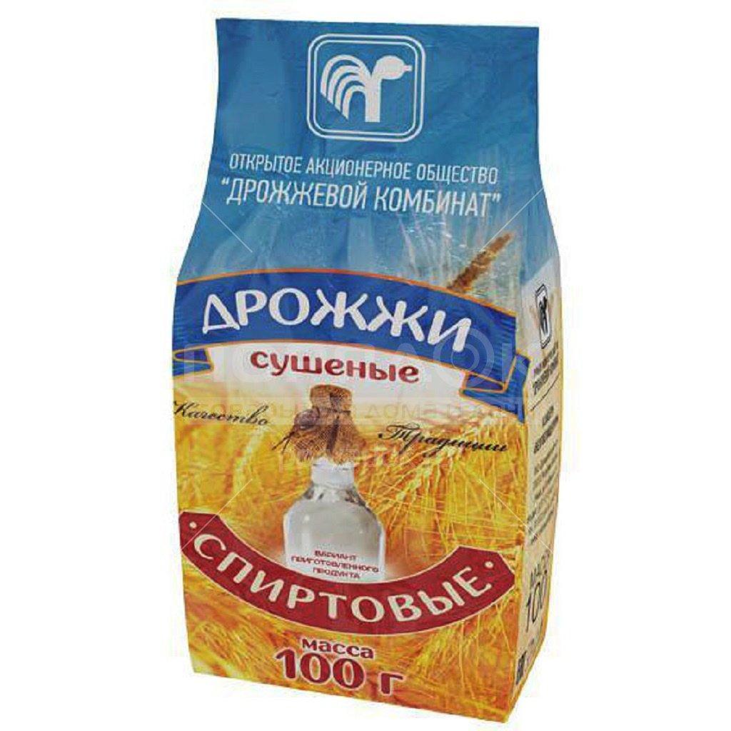 Дрожжи белорусские  спиртовые 100г