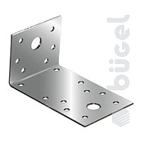 Крепежный угол ассиметричный KUAS-130*50*65 (50шт.)