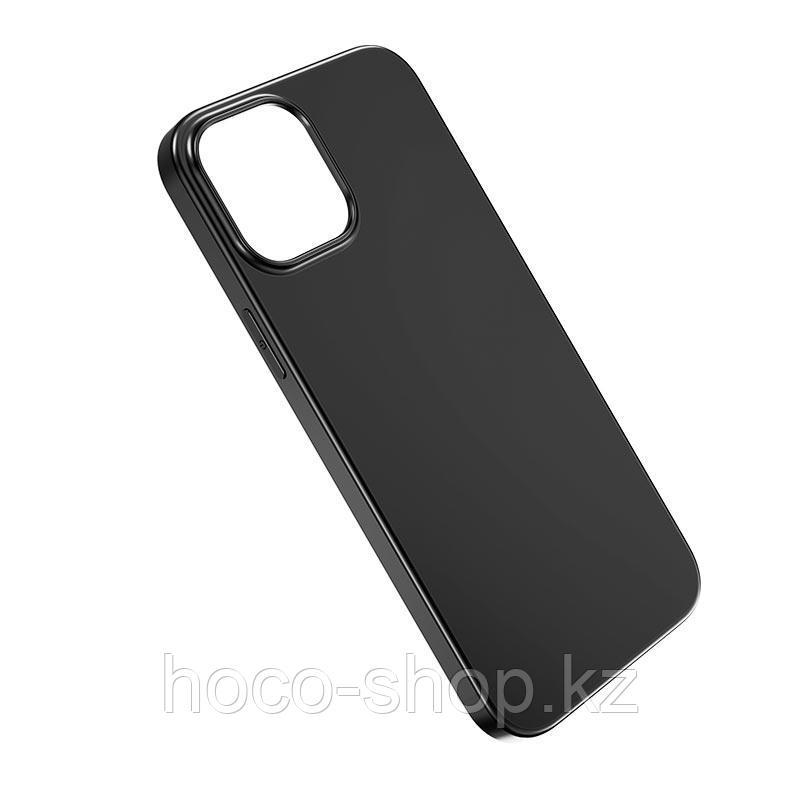 Чехол для смартфона Hoco Fascination series для iPhone 12/12 Pro черный