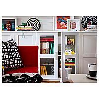 BRIMNES БРИМНЭС Шкаф с дверями, белый78x95 см, фото 5