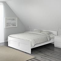 BRIMNES БРИМНЭС Каркас кровати, белый160x200 см