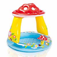 Детский бассейн с грибами Intex 57114