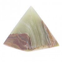 Пирамида из натурального оникса 5х5х5,6 см (2)