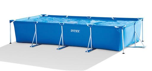 Бассейн Intex Rectangular Frame 28273