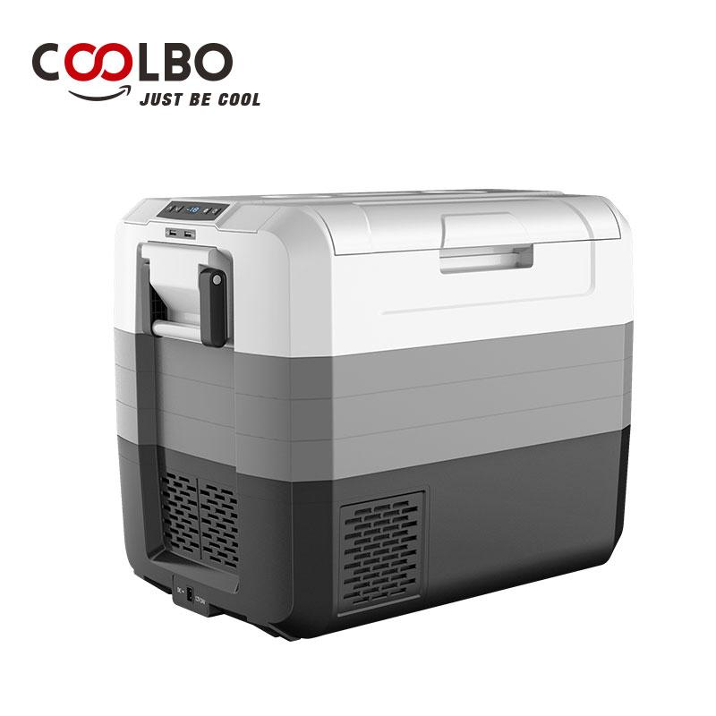 Холодильник / морозильник 65 литров - COOLBO