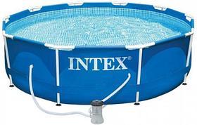 Бассейн каркасный Intex Metal Frame Pool - 28202