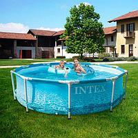 Каркасный бассейн Metal Frame 305х76см Intex 28206NP