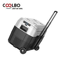 Холодильник / морозильник на колесах 40 литров - COOLBO