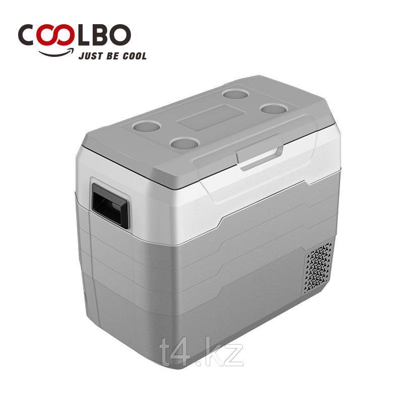 Холодильник / морозильник 50 литров - COOLBO