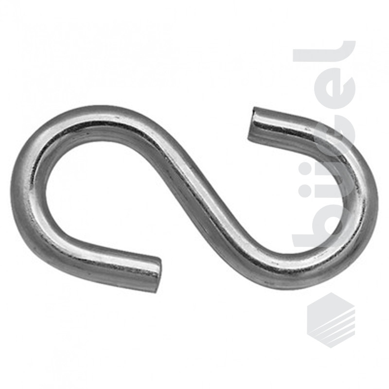 Крюк S тип 3 мм