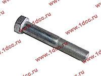 Болт крепления сайлентблока передней рессоры задний SH F3000 SHAANXI / Shacman (ШАНКСИ / Шакман) 06.02839.0012