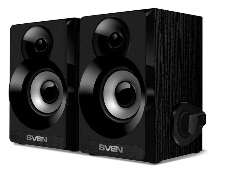 Акустическая система Sven SPS-517 Black 2.0