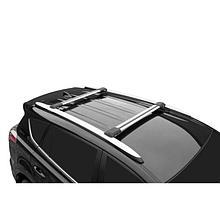 Багажная система LUX ХАНТЕР L45-R для автомобилей с рейлингами