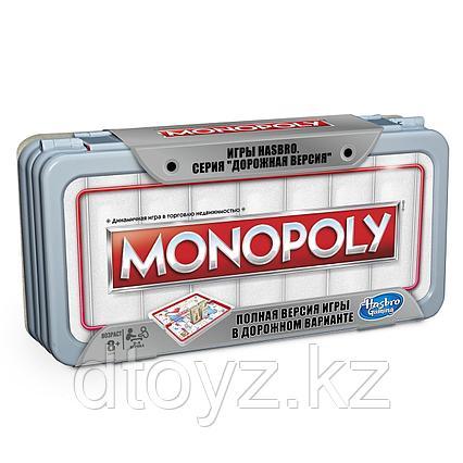 Игра настольная Monopoly (Games) Дорожная монополия Роудтрип E5340121