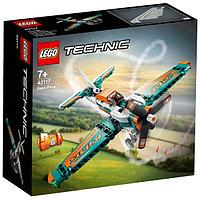 LEGO Technic 42117 Конструктор ЛЕГО Техник Гоночный самолёт