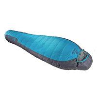 Спальный мешок BTrace Swelter L S0585 grey/blue р-р R(правая)