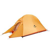 Палатка Naturehike Cloud UP Ultralight 1 (210T) NH18T010-T orange
