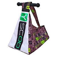 Сумка-чехол для самоката Y-Scoo Street Sport white/brown