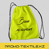Сумка мешок с логотипом / Пошив Сумка-рюкзак под заказ