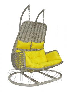 """Подвесное кресло кокон """"Азалия"""" двухместный"""