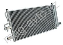 Радиатор кондиционера     Solaris (2011-2013)