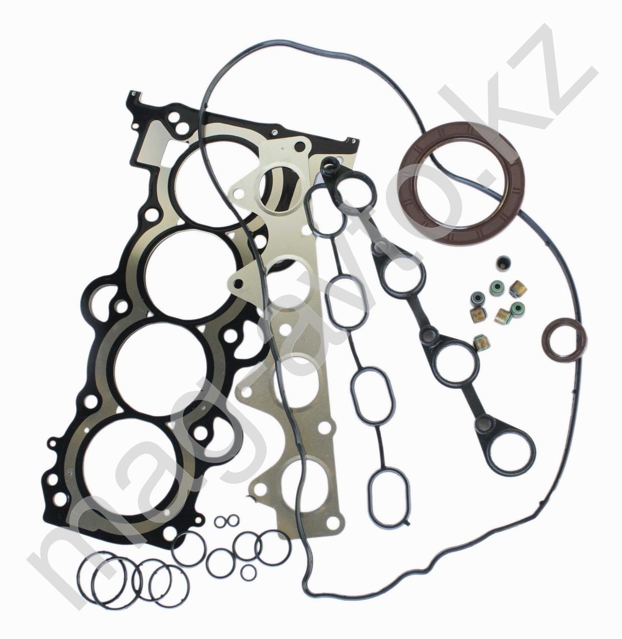Рем.комплект прокладок двигателя   DOHC V=1,6  Elantra (2006-2020)