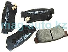 Тормозные колодки задние дисковые    Rexton (2000-2012)