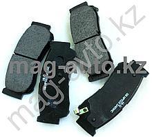 Тормозные колодки задние дисковые    Santa Fe (2006-2011)