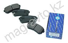 Тормозные колодки задние дисковые    Sonata (2010-2014)