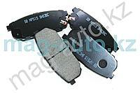 Тормозные колодки задние дисковые Sorento (2002-2009)