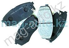 Тормозные колодки передние   2WD  Sportage (2010-2016)