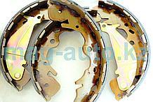 Тормозные колодки задние барабанные    Starex (2003-2007)