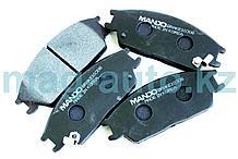Тормозные колодки передние     Accent (1993-2005)