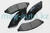 Тормозные колодки задние дисковые Epica (2006-2010)